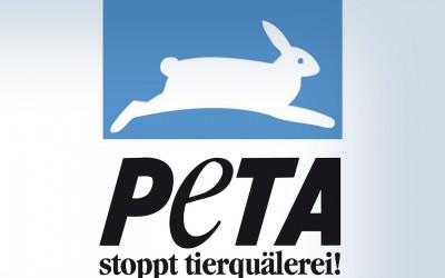 MEINE UNTERSTÜTZUNG FÜR PETA